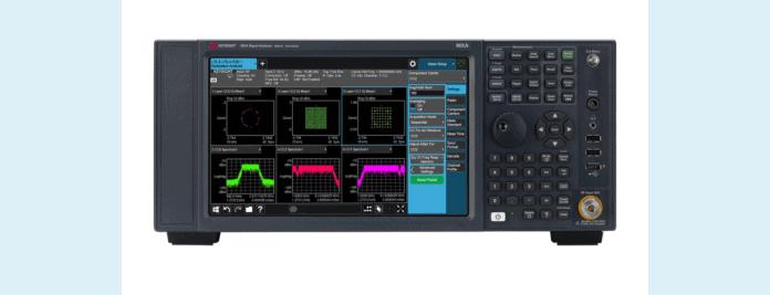 analizzatore di segnale keysight